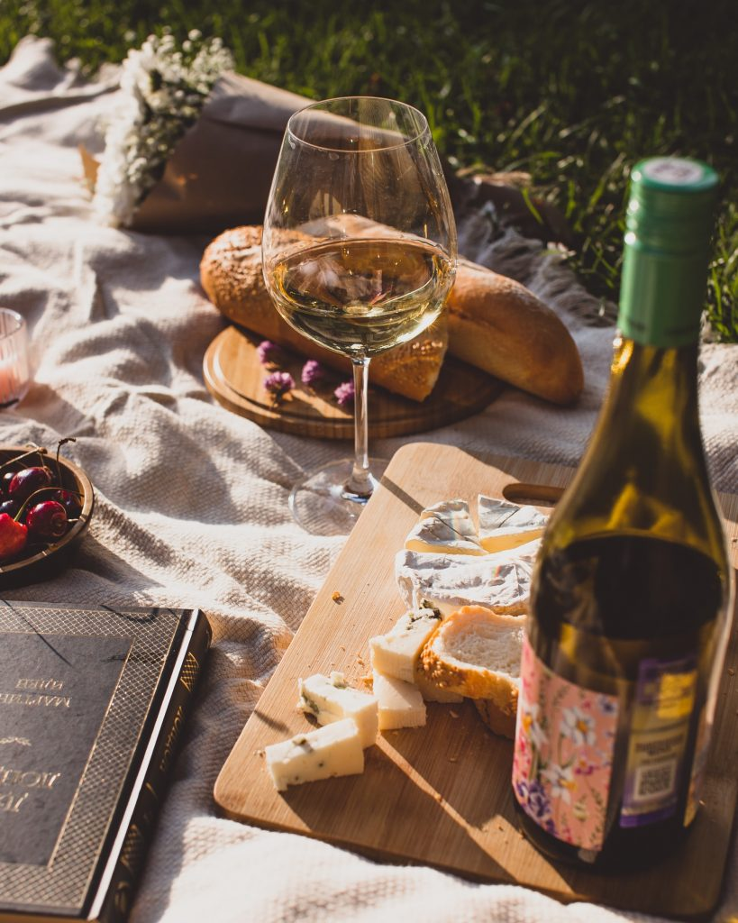 moscato cheese pairing