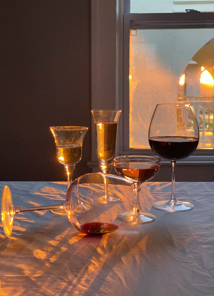 port wines and red wines